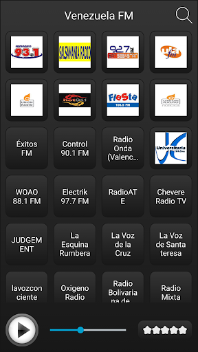 Radio Venezuela app (apk) free download for Android/PC/Windows screenshot