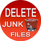 Delete Junk Files (Boost RAM)