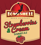 Bombshell Strawberries & Cream Summer Ale