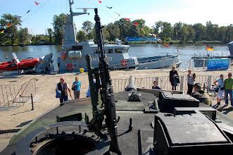 Photo: Przeciwlotniczy karabin maszynowy na wieży Leoparda 2