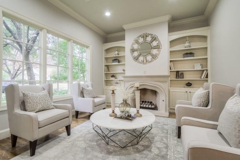 design by keti home staging white cream traditional clean modern design comfortable livable luxury dallas tx