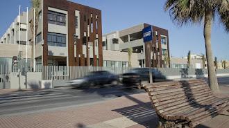 La residencia de El Zapillo, brote de coronavirus en la capital.