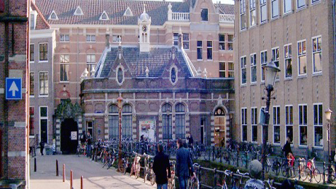 amsterdam student eval