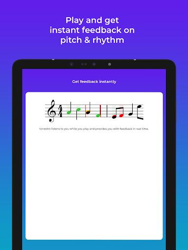 tonestro for Recorder - practice rhythm & pitch screenshots 11