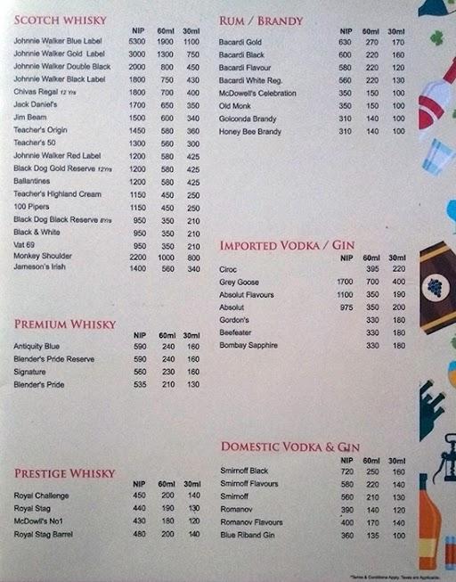 Janjira Sea Food Resto menu 8