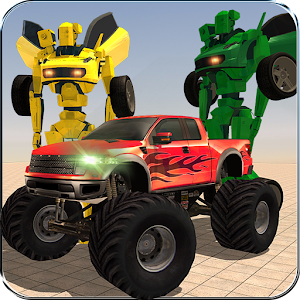 Robo Transporter Monster Truck for PC and MAC