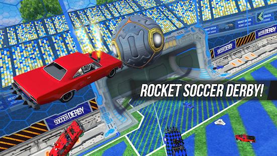 Rocket Soccer Derby: Multiplayer Demolition League - náhled