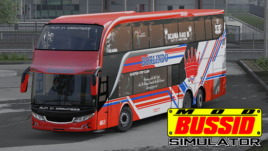 Download Mod Canter Bussid APK 1 4 by Captain Livery - Free