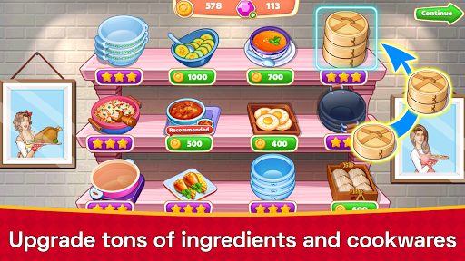 Cooking City - Master Chef 2020 screenshots 6