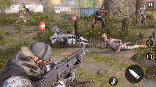 FPS Task Force 2: New Games 2020 apktram screenshots 5
