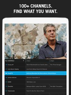 Pluto TV: TV for the Internet Screenshot