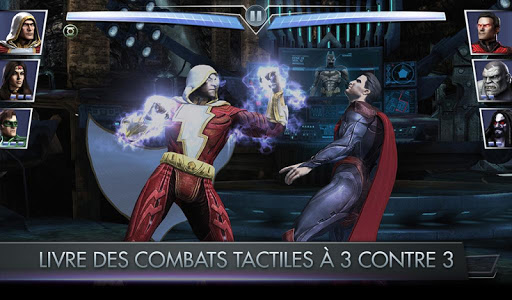 Injustice: Gods Among Us  captures d'u00e9cran 2