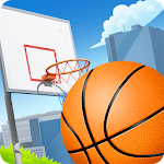 Free Throw Basketball Icon
