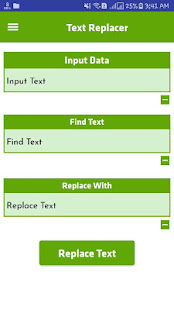 App Text Replacer APK for Windows Phone