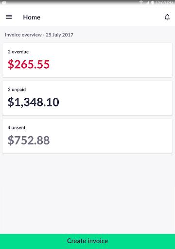 Invoice 2go u2014 Professional Invoices and Estimates 10.29.4 screenshots 12