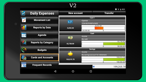 Daily Expenses License screenshots 23
