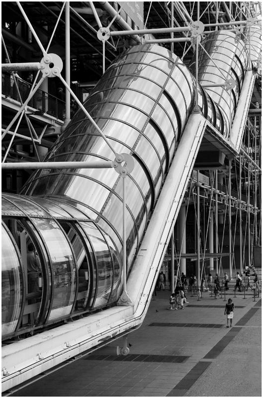 Centre Pompidou di ETTORE STABILINI