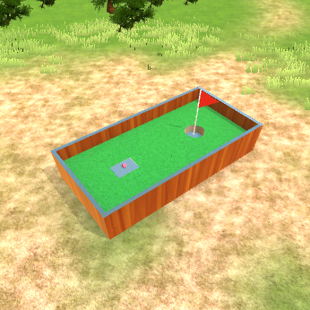MicroGolf  screenshots 1