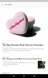 NYTimes – Latest News - screenshot thumbnail