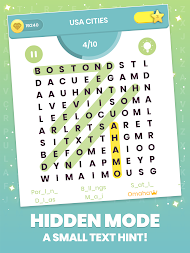 Word Search - Connect Letters for free APK screenshot thumbnail 12