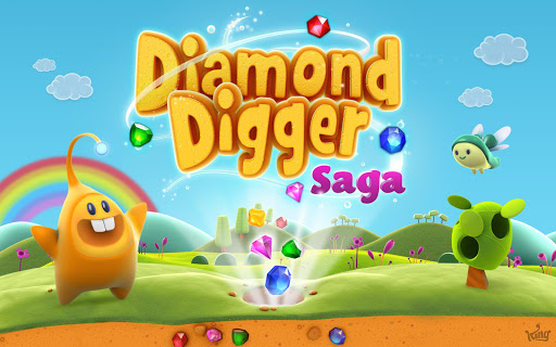 Diamond Digger Saga  screenshots 10