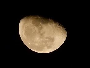 Photo: 今宵の月、十九日夜月。