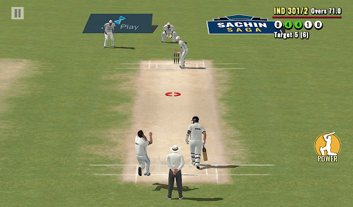 Sachin Saga Cricket Champions 1.1.1 gameplay | by HackJr.Pw 18