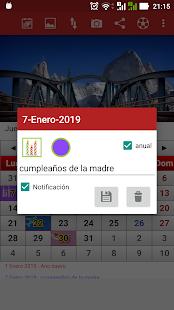 Argentina Calendario 2019 3