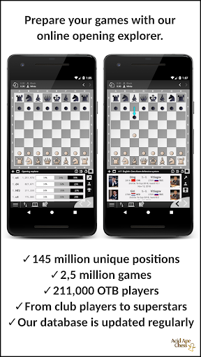 Screenshot for Acid Ape Chess Grandmaster Edition in United States Play Store