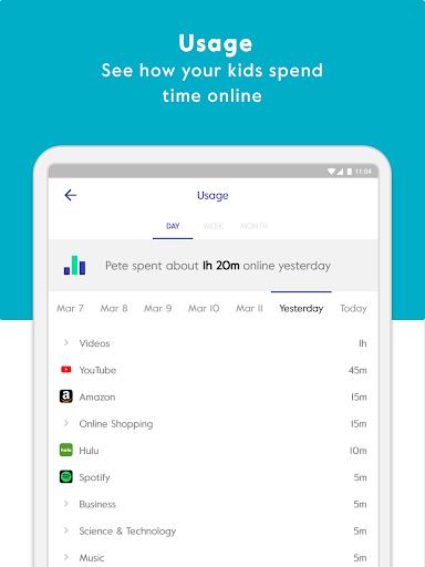 Circle Smart Parental Controls screenshot 15