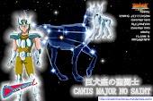 Canis Major no Saint (XVIII)