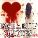 Quotes of Break-up icon