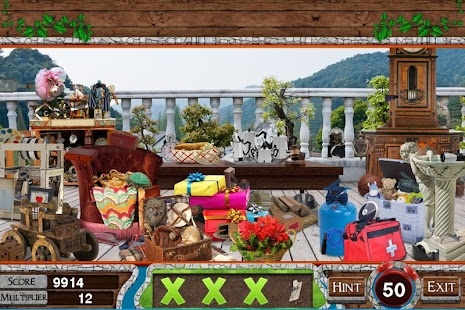 Challenge #218 Open View Free Hidden Objects Games - náhled
