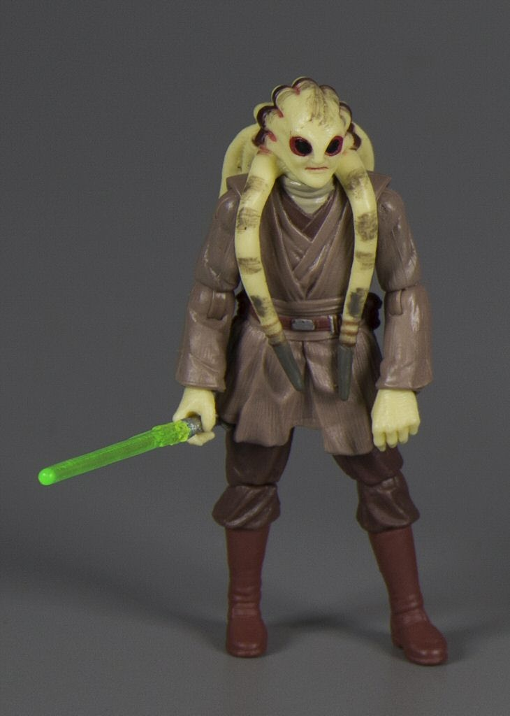Action Figure Star Wars Revenge Of The Sith Kit Fisto Jedi Master Kenner Google Arts Culture