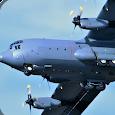 Flight Sim: Transport Plane 3D icon