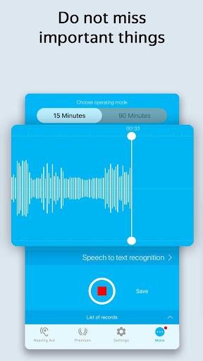 Petralex Hearing Aid App 3.5.5 screenshots 6