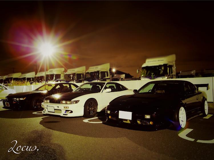 180SX KRPS13のチームSR,180sx,s13,シルエイティ,セカンドカーに関するカスタム&メンテナンスの投稿画像1枚目