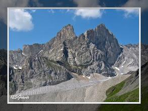 Photo: Du Col de la Vanoise