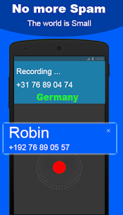 True id Caller Location & Call Blocker Name & ID - náhled