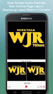 WJR-AM- screenshot thumbnail