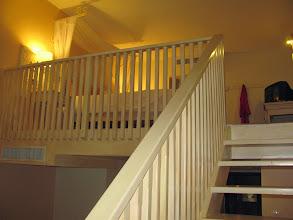 Photo: Лестница в лофт