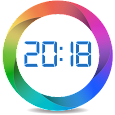 Alarm clock with cyclic alarms and calendar apk