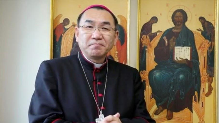Đức Tổng giám mục giáo phận Tokyo: Tân Tổng thư ký Liên Hội đồng Giám mục Á châu