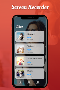Screen Recorder – Record, Screenshot, Edit Apk Latest Version Download For Android 2