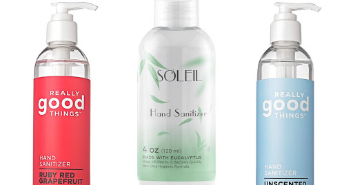 Hand Sanitizers Only $1.49 Each on Macy's.com (Regularly $6) + Free Shipping