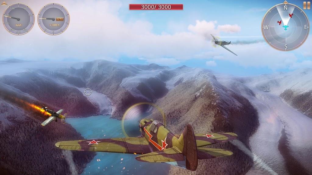 Sky Gamblers: Storm Raiders 2  poster 4
