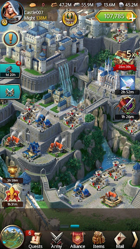 March of Empires: War of Lords u2013 MMO Strategy Game 5.0.1b screenshots 6