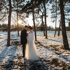 Wedding photographer Anna Solareva (MrsSolareva). Photo of 16.12.2018