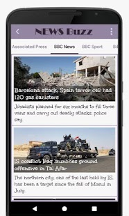 NEWS Buzz - náhled