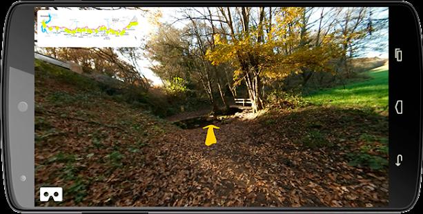 Way of Saint James VR - náhled